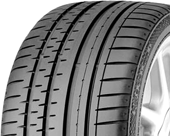 Continental SportContact 2 205/55 R16 91 W AO FR Letní
