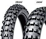 Dunlop AT81 110/90 -18 61 M TT RC, Zadní Terénní