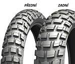 Michelin ANAKEE WILD 140/80 -18 70 R TL/TT Zadní Enduro