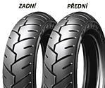 Michelin S1 90/90 -10 50 J TL/TT Přední/Zadní Skútr