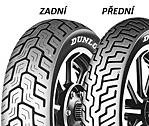 Dunlop 491 Elite II 130/70 B18 63 H TL Přední Cestovní