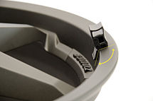 Dotz Touge graphite 7x17 5x110 ET35 Grafitový lak