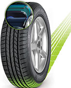 Goodyear Efficientgrip 245/45 R17 95 W MO Letní