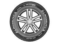 Michelin LATITUDE ALPIN LA2 255/55 R18 109 V XL GreenX Zimní