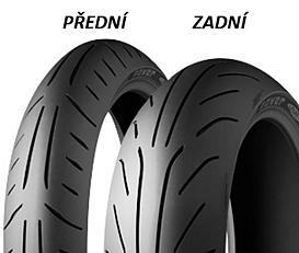 Michelin POWER PURE SC F