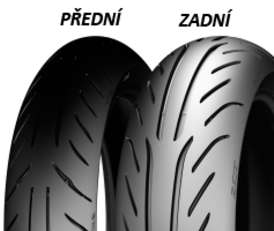 Michelin POWER PURE SC RADIAL F