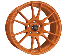 OZ ULTRALEGGERA HLT Orange 8,5x20 5x114 ET39 Oranžový lak