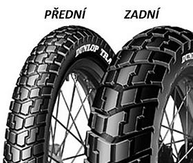 Dunlop TRAILMAX 90/90 -21 54 H TT Přední Enduro