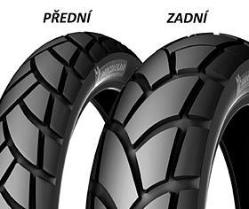 Michelin ANAKEE 2 F 90/90 -21 54 V TL/TT Přední Enduro