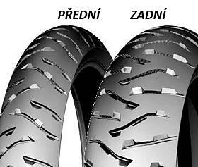 Michelin ANAKEE 3 170/60 R17 72 V TL/TT Zadní Enduro
