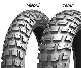 Michelin ANAKEE WILD 170/60 R17 72 R TL/TT Zadní Enduro