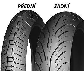 Michelin PILOT ROAD 4 150/70 ZR17 69 W TL Zadní Sportovní/Cestovní